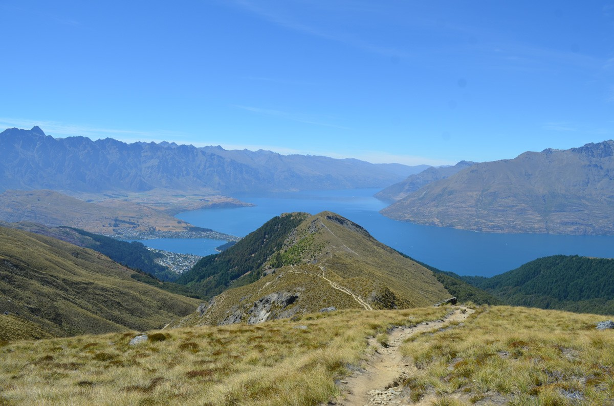 Hike Ben Lomond - Queenstown - New Zealand