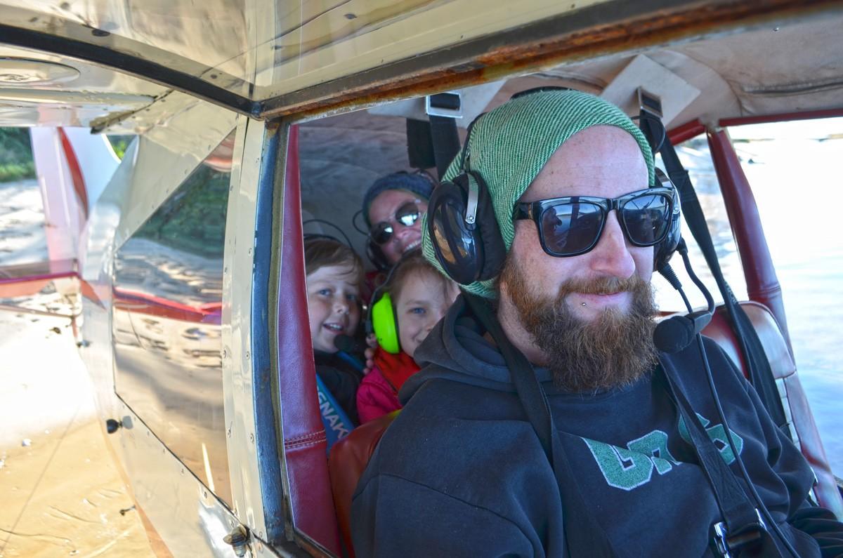Scenic Seaplane Flight - Moruya - Eurobodalla