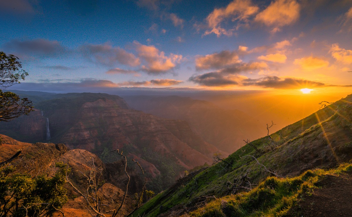 Hiking Hawaii: Waimea Canyon