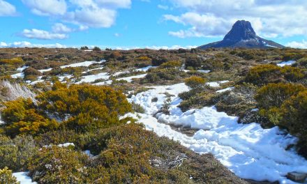 Barn Bluff – Cradle Mountain Lake St Clair National Park – Tasmania (Bare Bones Bushwalking)