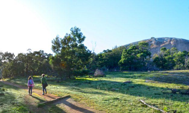 Big Rock Walk & Flinders Peak – You Yangs Regional Park – Victoria (Bare Bones Bushwalking)