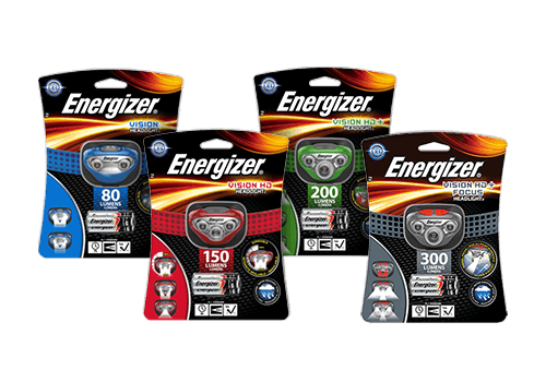 Energizer Vision HD+ Focus LED Head Torch review