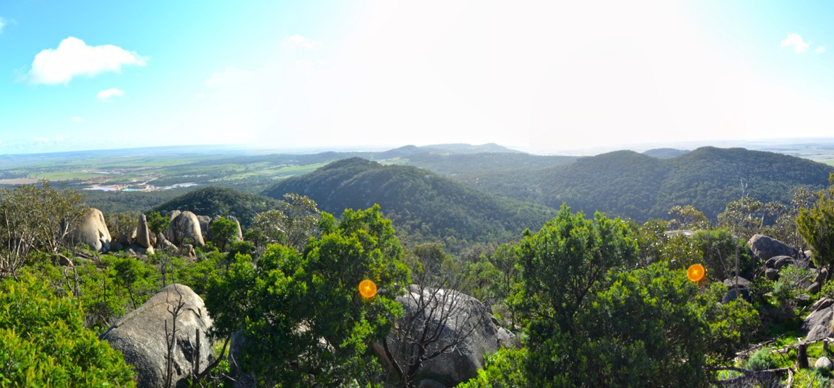 Big Rock Walk & Flinders Peak - You Yangs Regional Park - Victoria