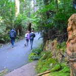 William Ricketts Sanctuary: Dandenong Ranges National Park (Victoria) – where art and nature collide