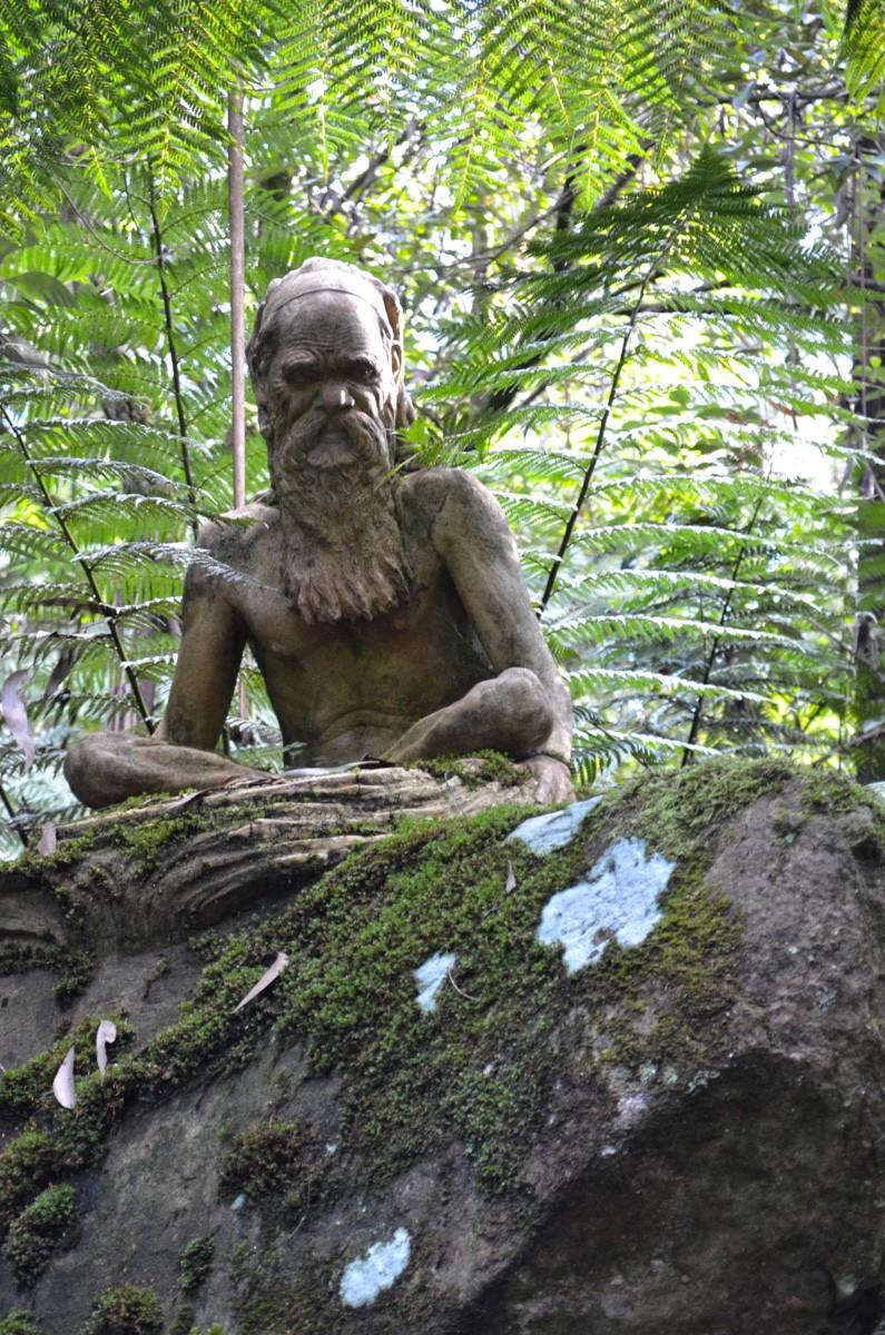 William Ricketts Sanctuary - Dandenong Ranges National Park - Victoria