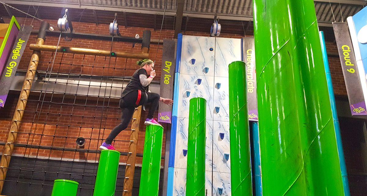 UpUnlimited Clip n Climb – Richmond (Victoria): Indoor climbing fun with kids