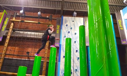 UpUnlimited Clip n Climb – Richmond (Victoria): Indoor climbing fun with kids