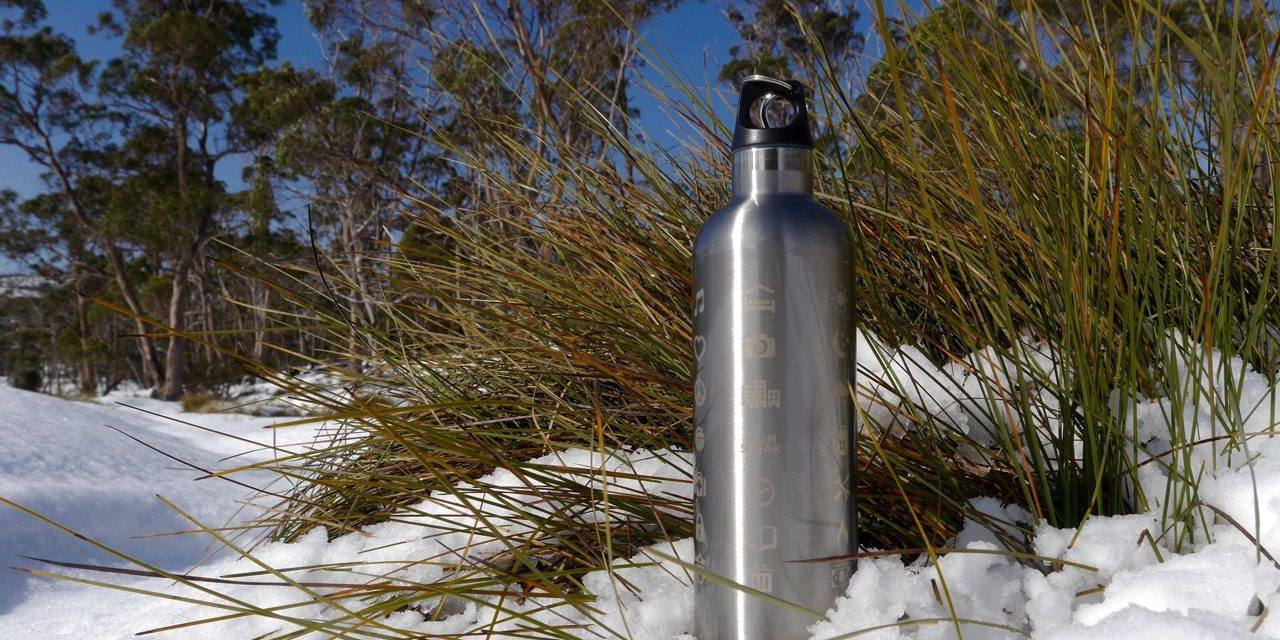Review: Ecococoon ICONSPEAK 600ml Insulated Water Bottle