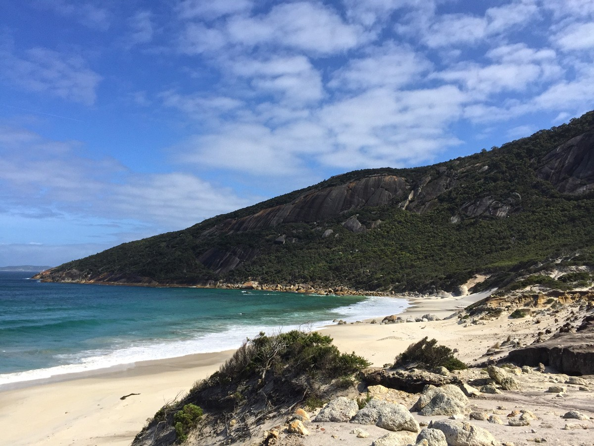 Oberon Bay Walking Track - Wilsons Promontory National Park - Victoria