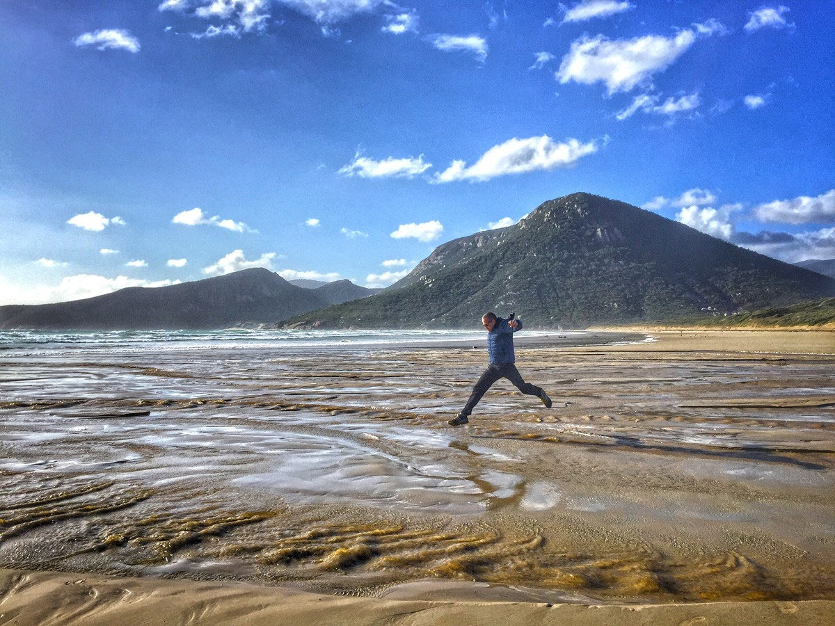 Tidal River to Oberon Bay - Wilsons Promontory National Park - Victoria - Australia