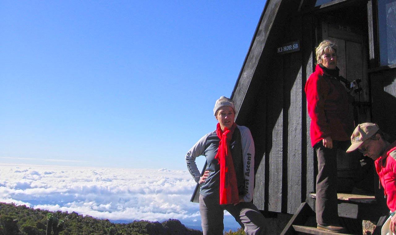 Hiking Kilimanjaro's Marangu Route - Tanzania
