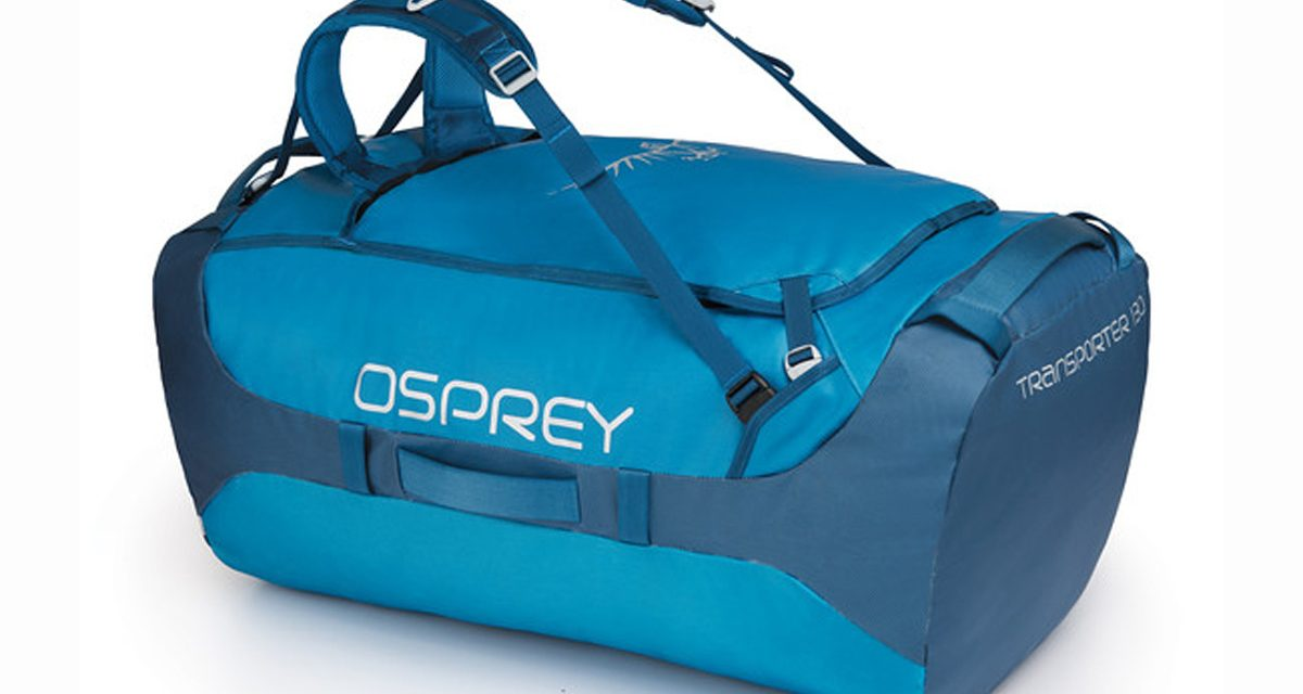 Review: Osprey Transporter Duffel 130L
