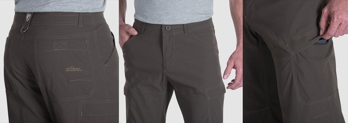 Review: Kuhl Renegade Stealth Pants