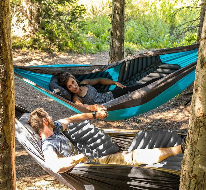 Klymit Hammock V Insulated Sleeping Pad - Review