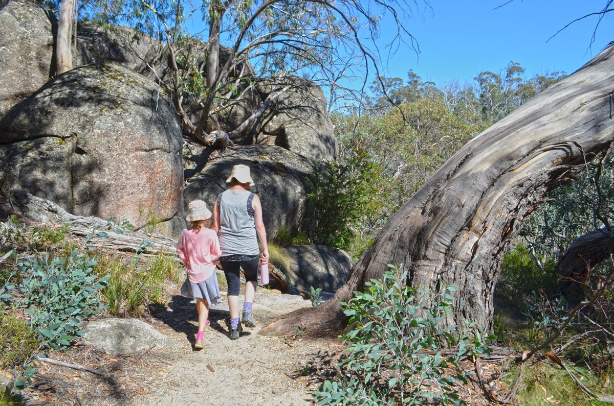 Gorge Heritage Trail - Mount Buffalo - Victoria