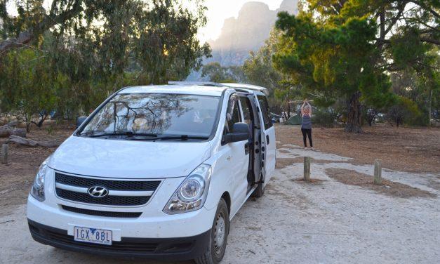 Buying an adventure mobile: Caravan, campervan or camper trailer?