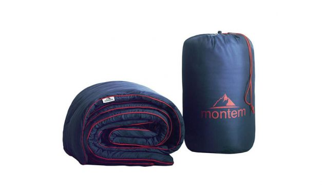 Review: Montem Sneaky Snuggler Puffy Blanket – A Versatile Blanket for an Outdoor Lifestyle