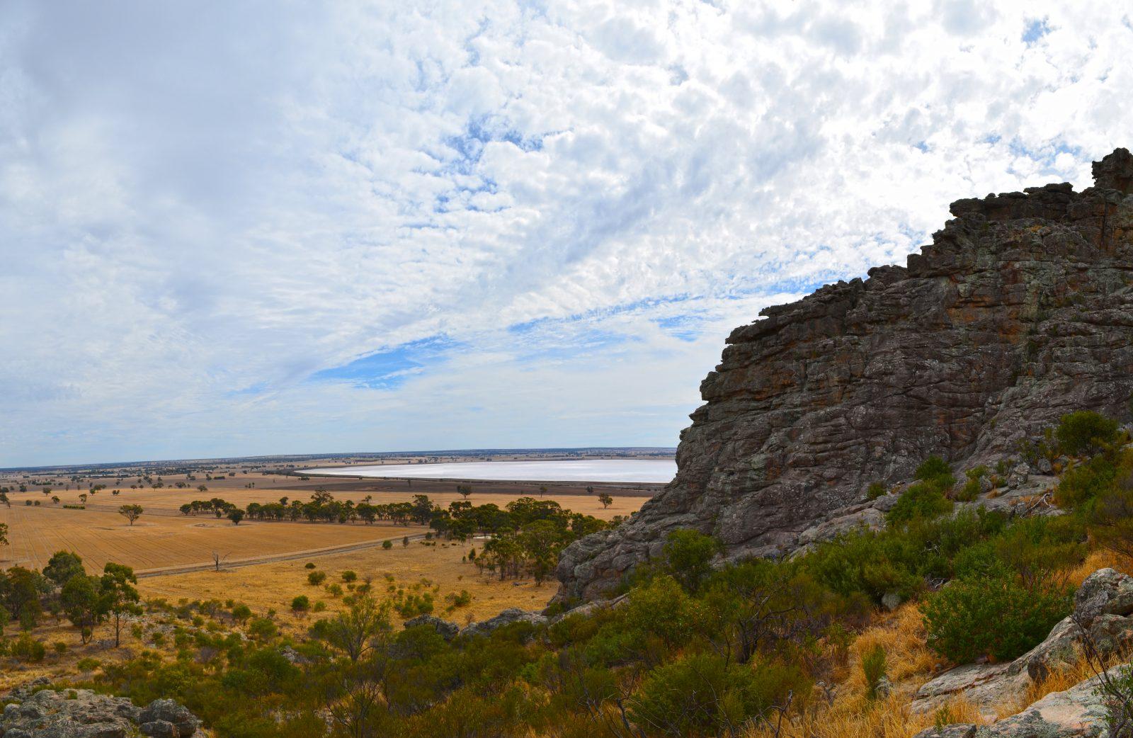 Mitre Rock - Arapiles-Tooan State Park - Victoria
