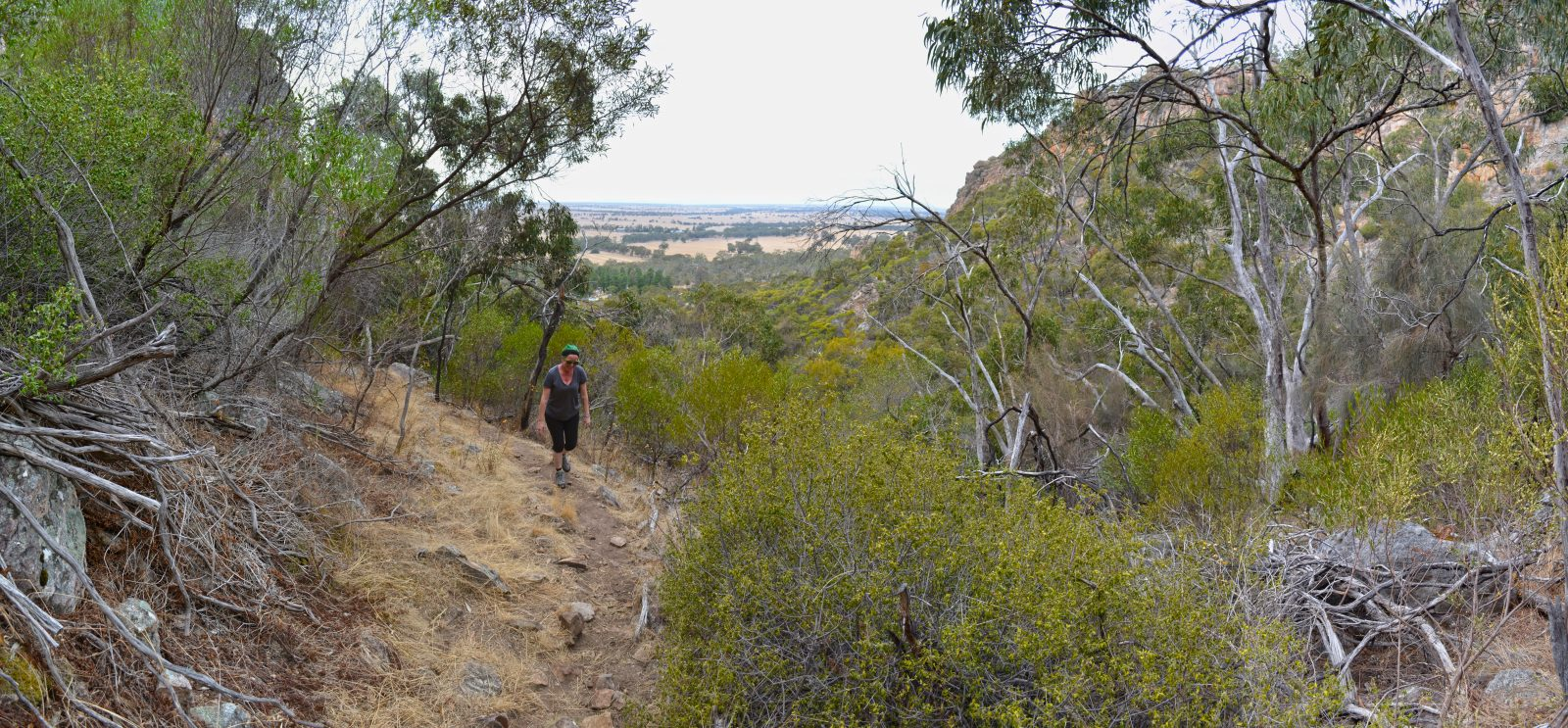 Arapiles Summit Walk - Mount Arapiles-Tooan State Park - Victoria