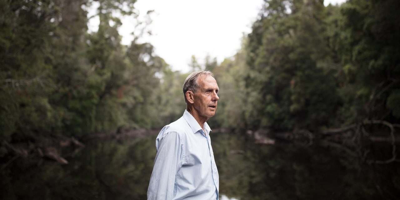 Interview with Dr Bob Brown: Join the fight to save Tasmania's Tarkine / Takayna