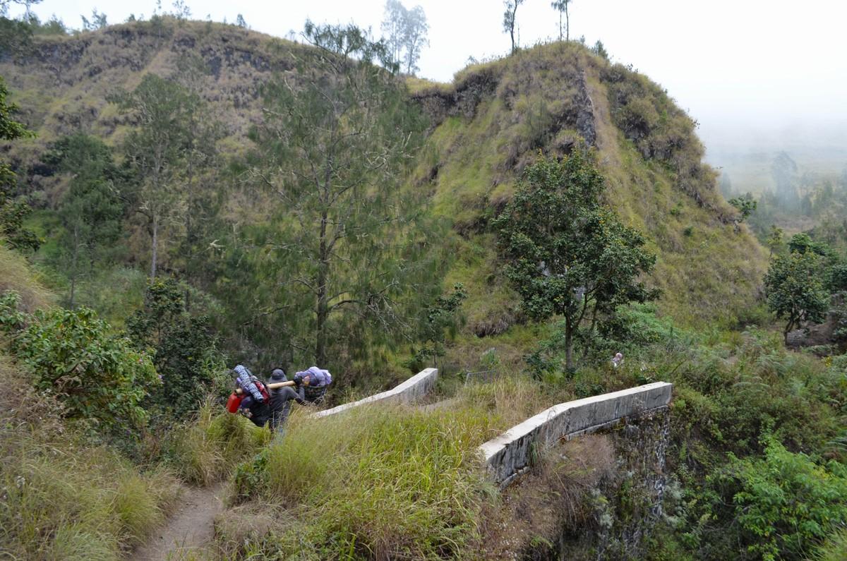 Mount Rinjani Trekking - Lombok, Indonesia