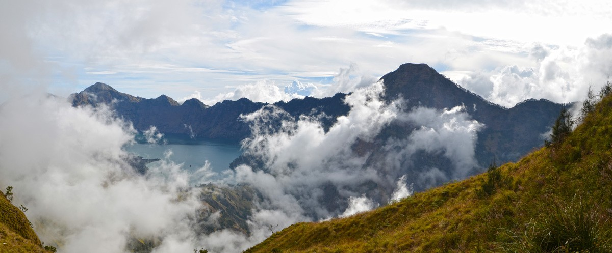 Mount Rinjani Trekking: Traversing Indonesia's second highest volcano on the island of Lombok