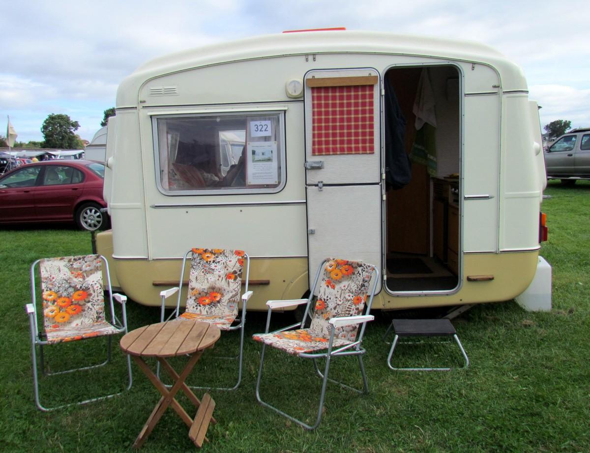 Buying an adventure mobile - Caravan