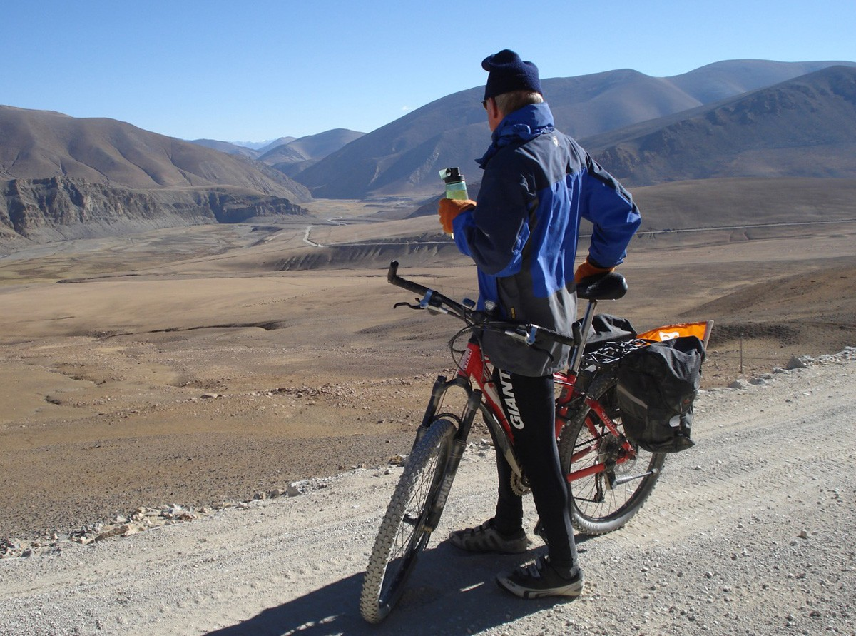 Mountain Biking Tibet