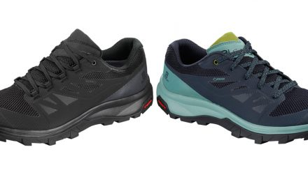 Review: Salomon OUTline GTX – an outstanding SUV in the traffic jam of trail runners