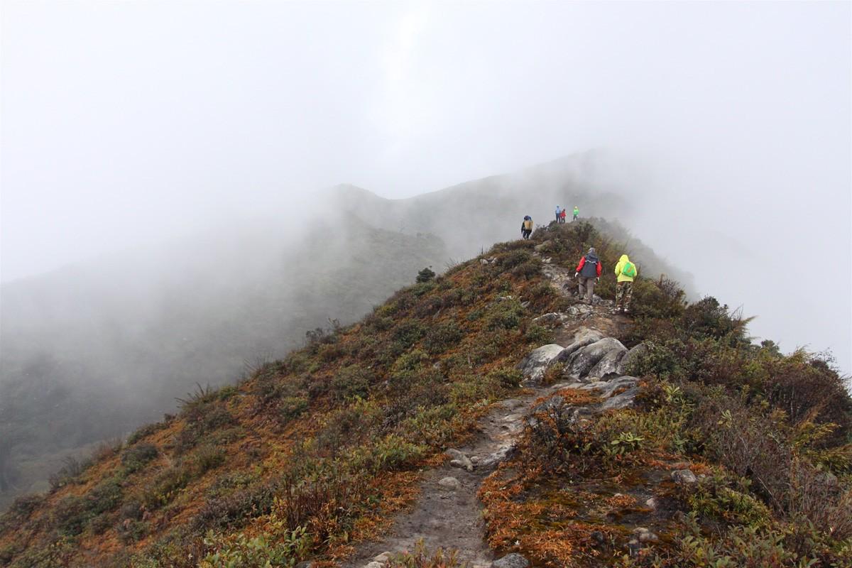 Trekking Bach Moc Luong Tu Mountain - Vietnam