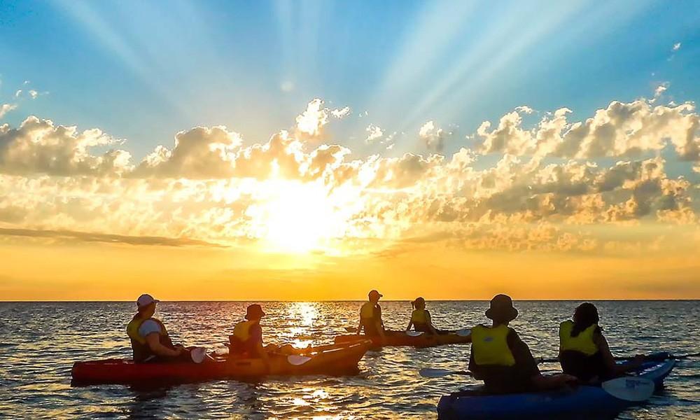 Turtle Kayak Broome - Western Australia