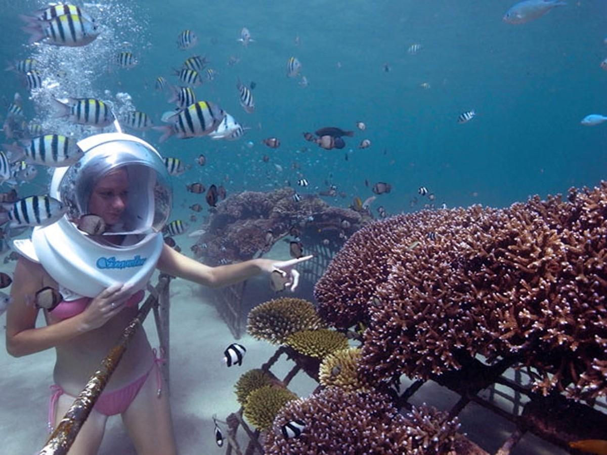 Bali Seawalker, Sanur