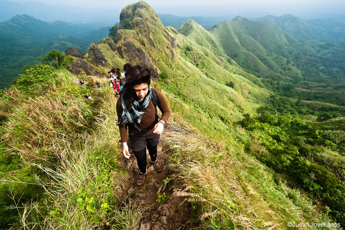 Hiking - Philippines outdoor adventure