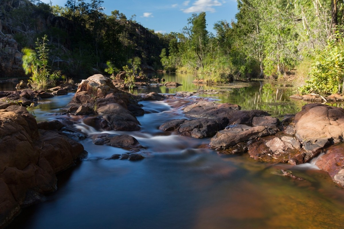 Jatbula Trail - Nitmiluk National Park - Northern Territory - Australia