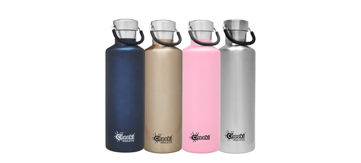 Cheeki Insulated Water Bottle