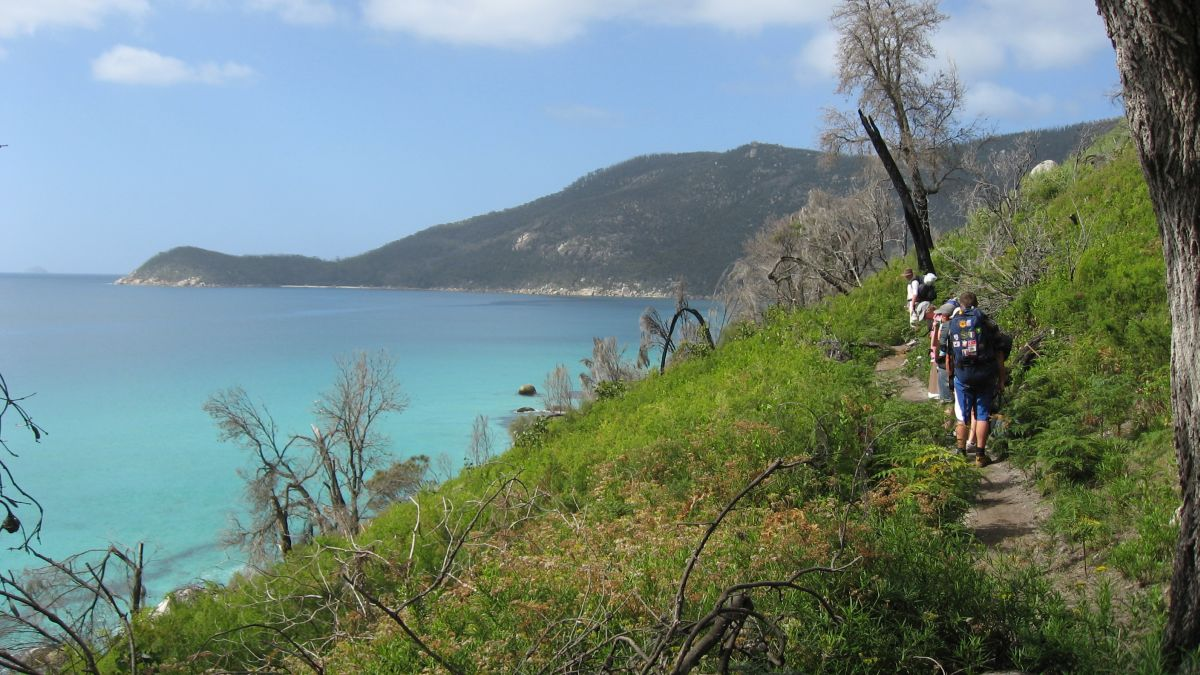 Wilsons Prom Southern Circuit - Wilsons Promontory National Park - Victoria - Australia
