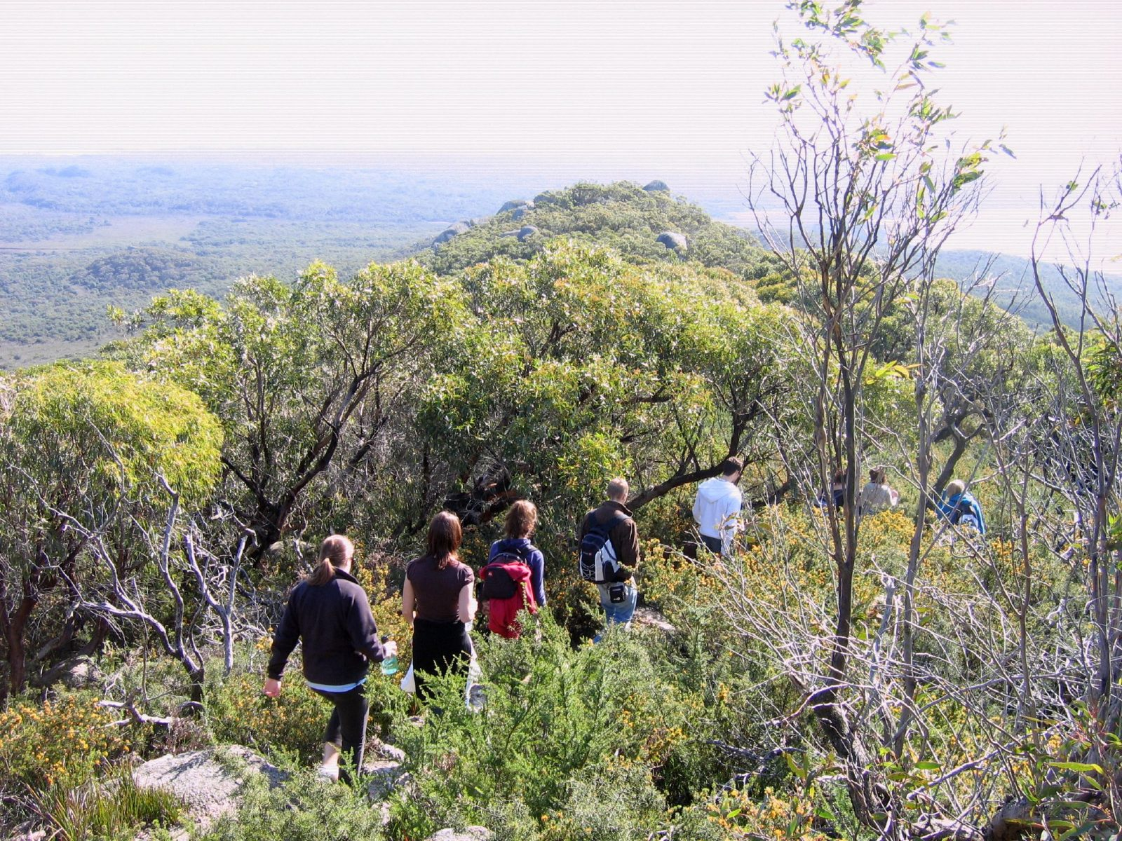Vereker Outlook - Wilsons Promontory - Victoria - Australia