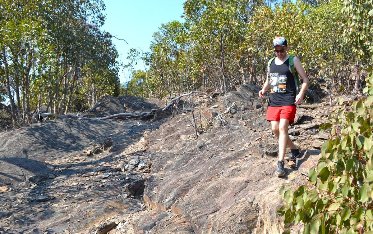 Ted Errey Nature Circuit - Brisbane Ranges National Park - Victoria