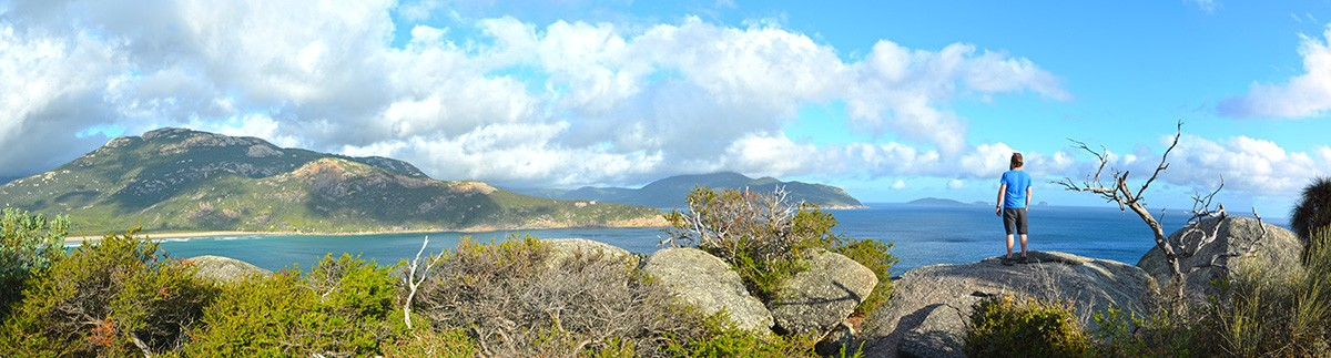 Pillar Point Hike - Wilsons Promontory National Park - Victoria - Australia