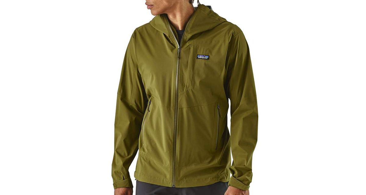 Review: Patagonia Men's Stretch Rainshadow Jacket – Water off a duck's back