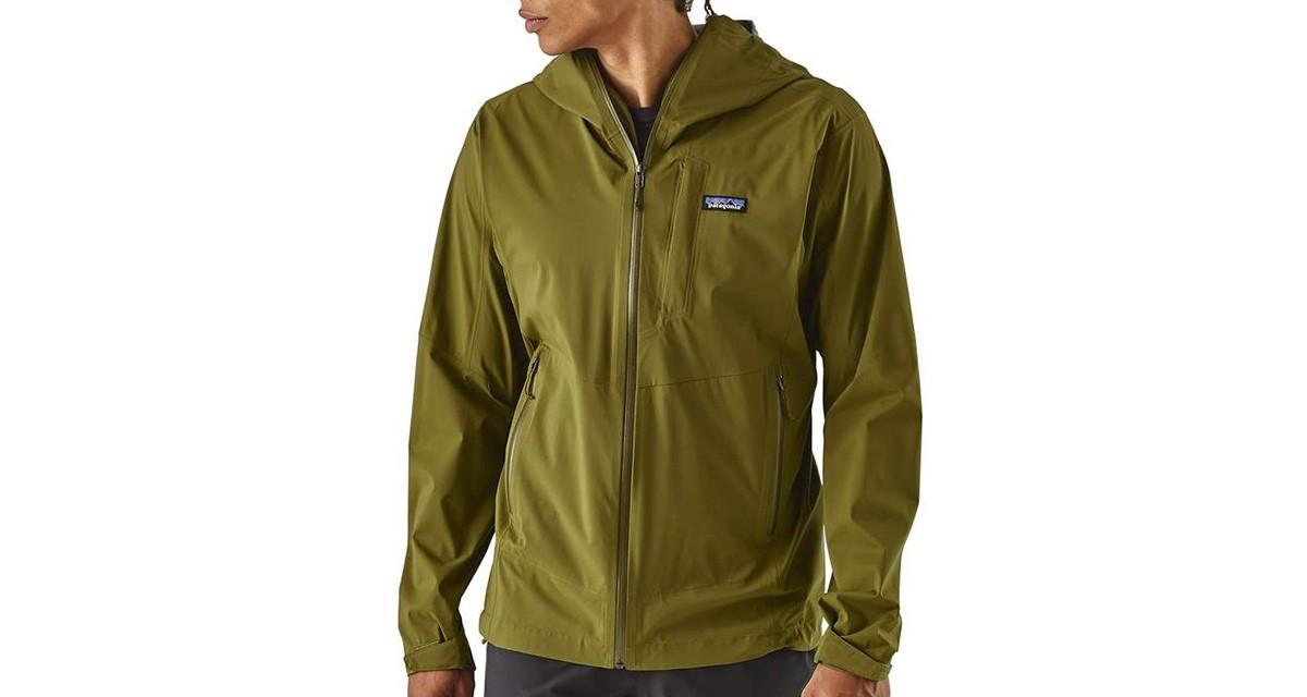 Review Patagonia Men S Stretch Rainshadow Jacket Water