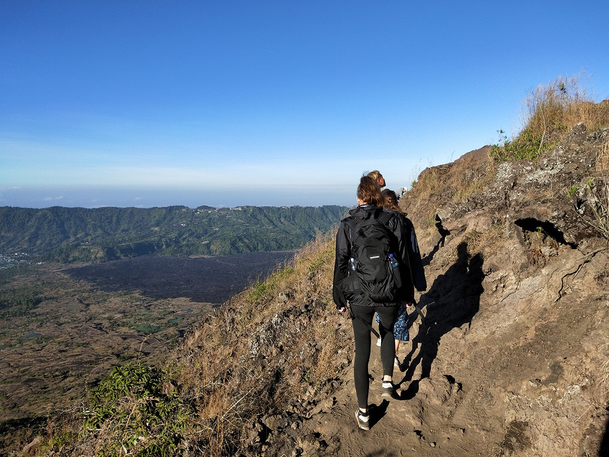 Mount Batur - Bali (Indonesia)