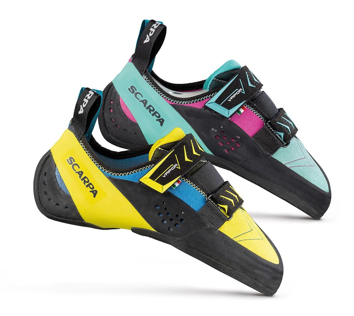 SCARPA Vapor V Rock Climbing Shoe Review