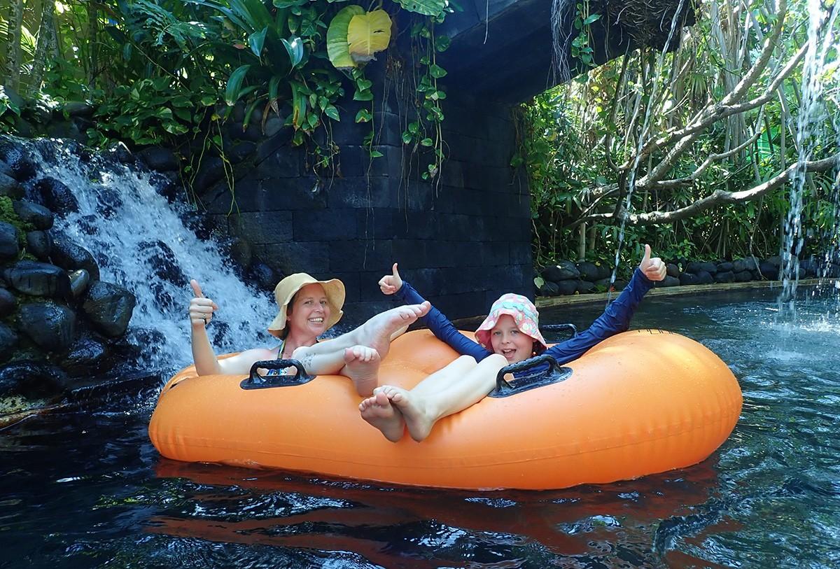 Waterbom Bali water park - Bali - Indonesia