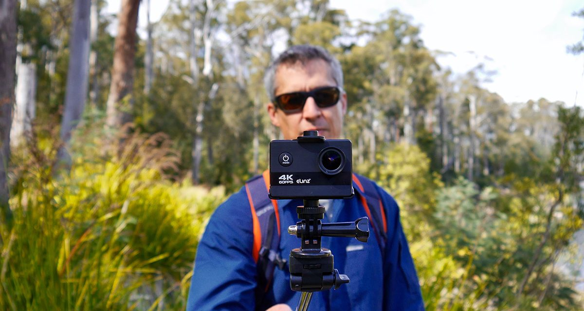 Review: Elinz 4K/60FPS UHD Sports Action Camera