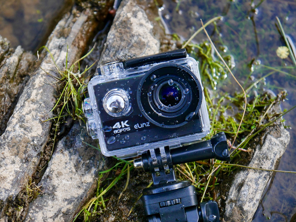 Elinz Action Camera Review