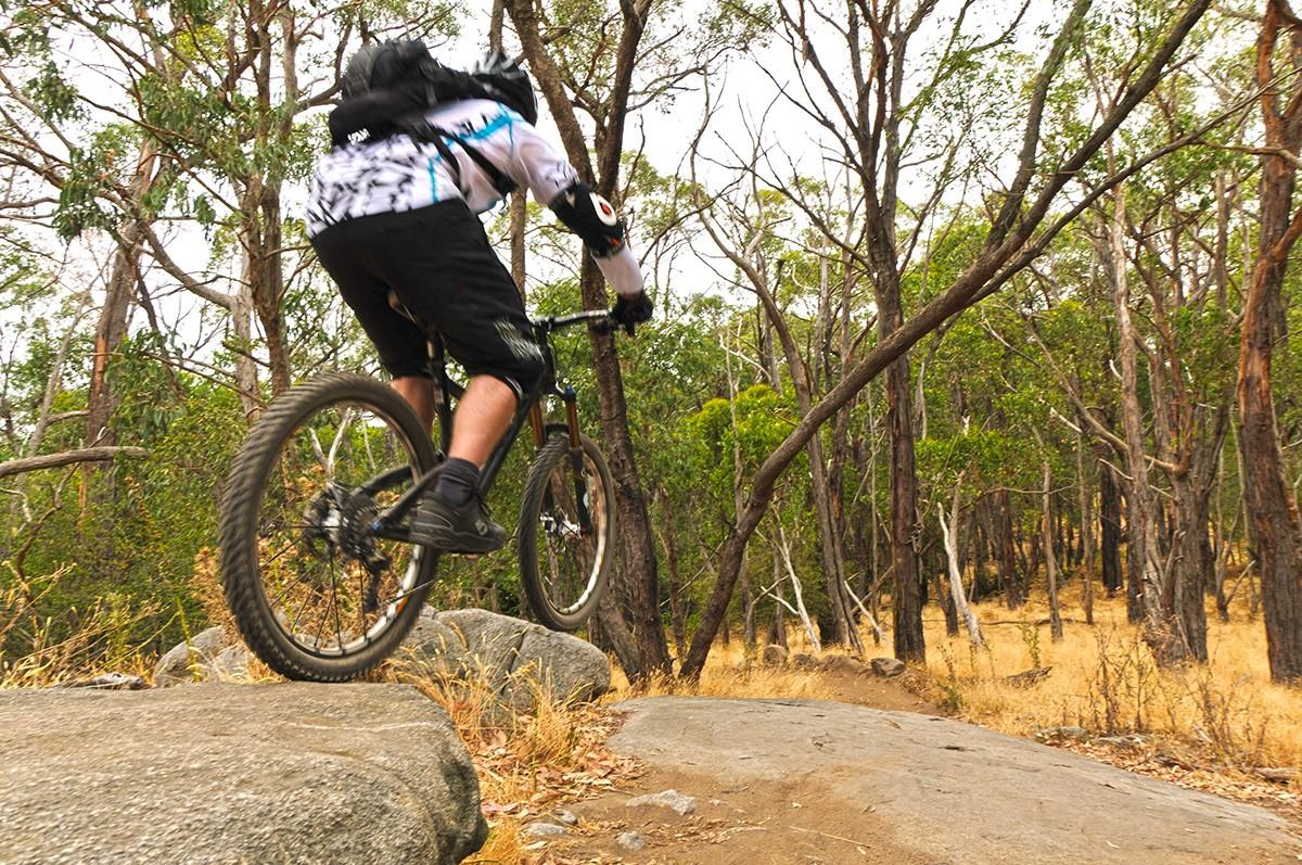 Lysterfield Park mountain biking