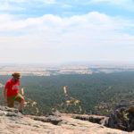 Hollow Mountain and the Aboriginal rock art of the Northern Grampians