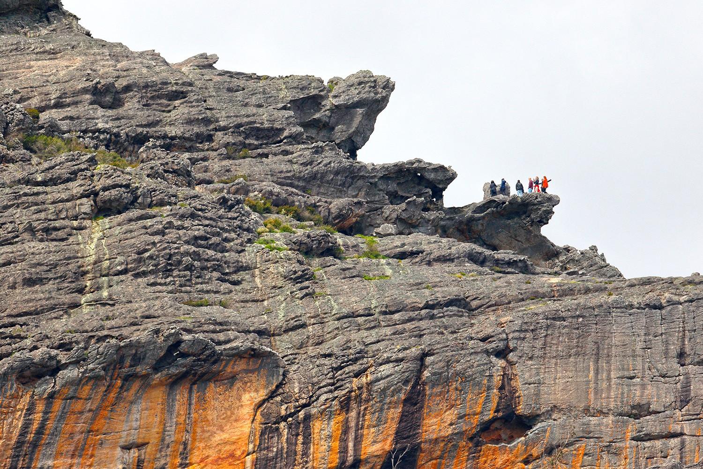 Mount Stapylton - Grampians National Park - Victoria - Australia