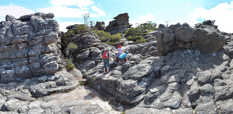 The Pinnacle - Grampians National Park - Victoria - Australia